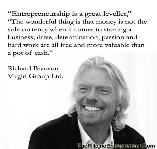 Entrepreneurship is the Great Equalizer