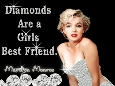 Diamonds Girls Best Friend