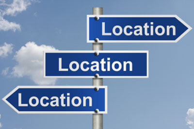 Location or Information, Which is More Important?