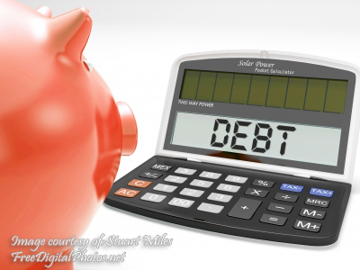 Piggy Debt Calculator
