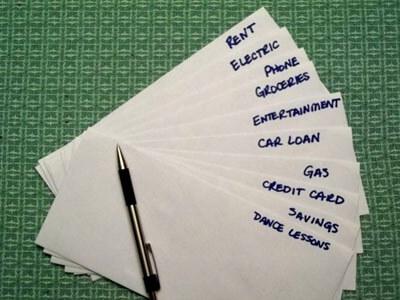 Budgeting Through Envelope System